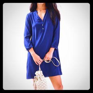 NWT Lilly Pulitzer Delphine Silk Tunic Dress